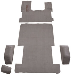 1999 2003 Dodge Ram 1500 Van Short Complete Cutpile Replacement Carpet Kit