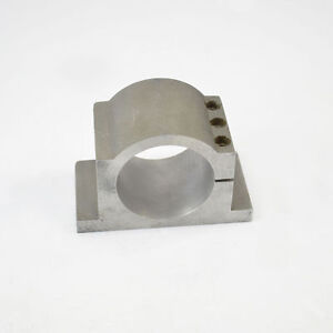 High quality Spindle Motor Mount Bracket Clamp With 100mm Diameter Cnc