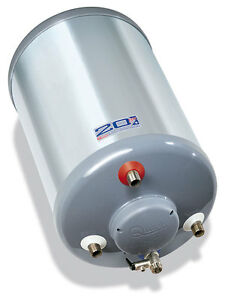 Quick Bx 8012s 80l 21 Gal Round Water Heater 230v Stainless Heat Exchanger