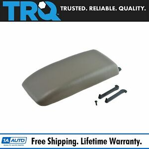 Oak Center Console Lid For Toyota Tacoma 4runner Pickup Truck Suv Brand New