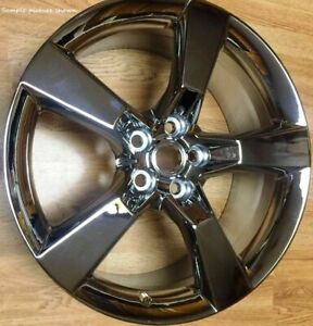 4 New 20 Replacement Wheel Rim For Chevrolet Camaro 8003