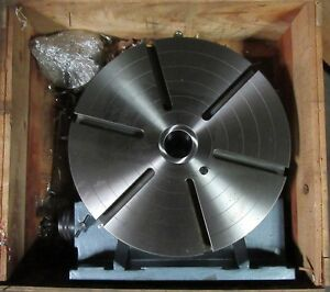 New Yuasa 550 056 20 Horizontal vertical Rotary Table