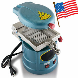 Dental Vacuum Former Forming Molding Machine Heat Thermoforming System 1000w Lab