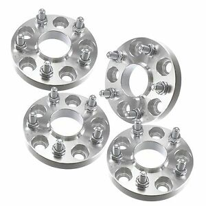 4pcs 20mm Mitsubishi Hubcentric Wheel Spacers 5x4 5 Lancer Eclipse 3000gt Galant
