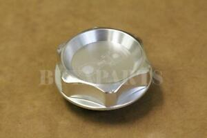 Polished Cnc Billet Racing Engine Oil Filler Cap For Honda Civic Acura Integra