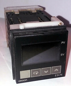 1 Used Omron E5cn r2mtc 500 Temperature Controller make Offer