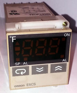 1 Used Omron E5cst r1kj Temperature Controller make Offer