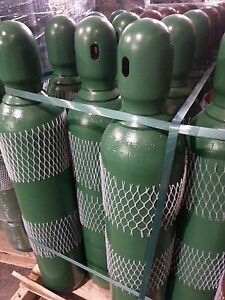 80cf Q Style Cylinder For Oxygen New Tank New Test