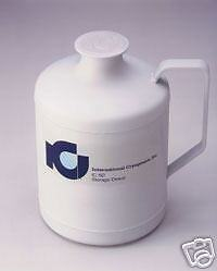 Cryogenic Liquid Nitrogen Dewar Tank Ic 5d 5 Liter New