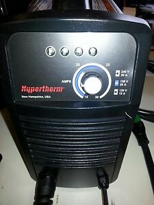 Hypertherm 088081 Powermax 30xp Plasma Cutter With Cart New Free Shipping