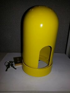 Locking Welding Gas Cylinder Caps Prevent Theft Of Regulators New