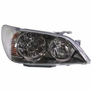 Hid Headlight For 2004 2005 Lexus Is300 Right W Sport Package Bulb