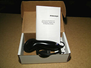 9520 9540 Usb Laser Barcode Scanner Metrologic Honeywell New Ms9540 Ms9520