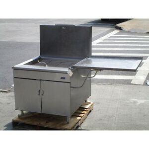 Pitco 34ps Natrual Gas Fryer Great Condition