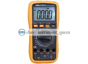Victor 9807a 4 1 2 Digital Multimeter Vc9807a Full Function Protection new