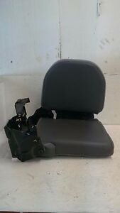 98 99 00 01 02 Ford Ranger Left Lh Driver Side Rear Folding Seat Graphite Oem