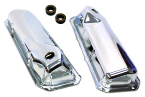 Chrome Ford Valve Covers 351c 351m 400m Boss 302 351 Cleveland