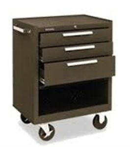 Nib Kennedy 202 2 Drawer 3 Drawer Pic For Reference Only Roller Cabinet