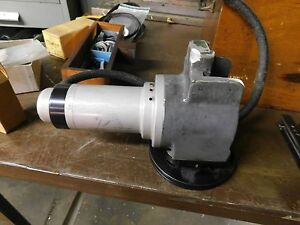 Moore Tools Pneumatic Slot Grinder Wood Case And Accessories