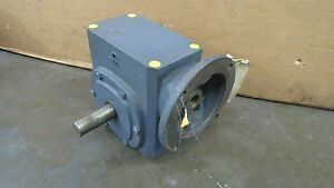 Grant Gear F926 30 b7 g 30 1 Ratio Right Angle Gearbox Speed Reducer