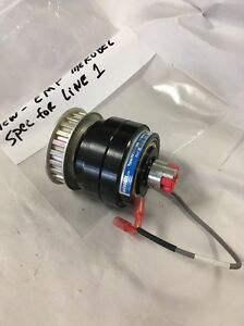 Merobel Efas50f Electro Magnetic Particle Clutch brake new