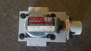 Moog Controls Servo Valve 730 101 Factory Refurbished