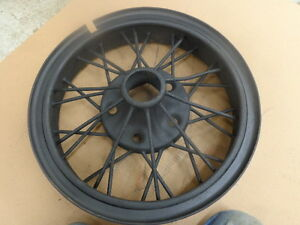 Model Aa Ford 1928 Wire Wheel Mt 1084
