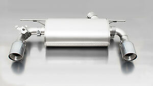 Remus 2015 Bmw F22 M240i Cat Back Sport Exhaust System 102mm Stainless Steel Tip