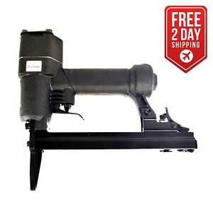22 Gauge 3 8 Crown c Type Long Nose 1 5 8 Upholstery Stapler U630l2