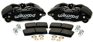 Wilwood Dpha Brake Caliper Kit Honda Civic Acura Integra Fit15 Rims 140 13029