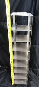 1 Metal Rack For Storage Of Standard 3 5 In Boxes In Chest Freezers 26 5 3