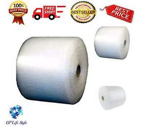 Bubble Wrap 1 2 500 Ft X 12 Large Padding Perforated Shipping Moving Roll Us