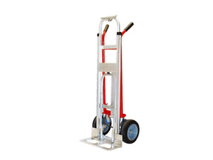 Milwaukee 1 000 Lb Capacity 4 in 1 Hand Truck Material Handling Supply New