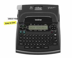 Brother P touch Pt 1890c Deluxe Home Office Labeler