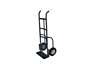 Milwaukee 1000 Lb Capacity Dual handle Hand Truck Heavy Duty Metal Frame New