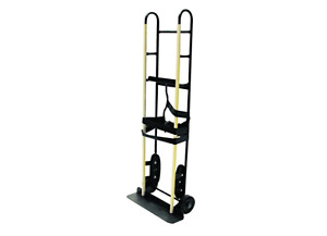 Milwaukee 800 Lb Capacity Appliance Hand Truck Steel Frame Strong And Durable