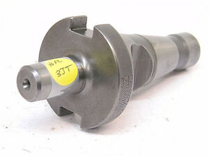 Devlieg Microbore Flash Change 40 Jta 3jt Jacobs Taper Adaptor