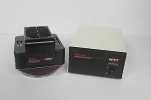 Diagnostic Instruments Spot 7 2 Imaging Camera Rt Ke se Power Supply