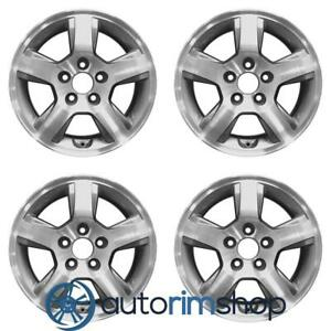 New 16 Replacement Wheels Rims For Honda Pilot 2006 2008 Set