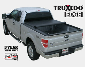 Truxedo Edge Soft Roll up Tonneau Cover Fits Nissan Frontier 6 3 Bed
