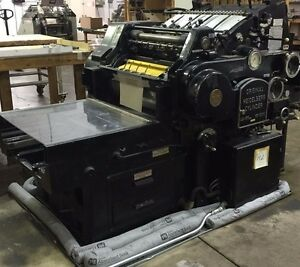 Heidelberg Ksba Cylinder 18 X 22 1 2 Video In Link Description