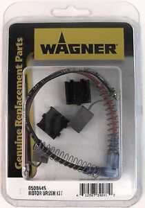 Wagner Spraytech 0508645 Or 508645 Or 508 645 Motor Brush Kit Oem