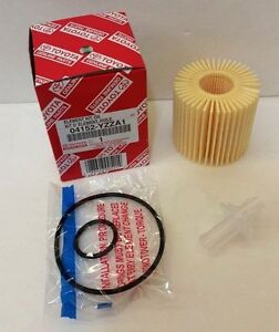 Toyota Oem Factory Oil Filter 04152 Yzza1