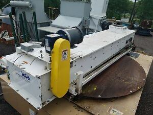 Enclosed Apec Weigh Belt Feeder In Great Condition