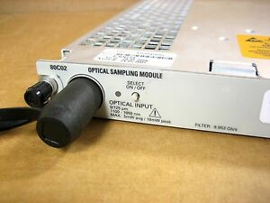 Tektronix 80c02 Optical Sampling Module