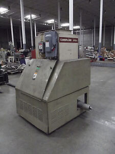 Cumberland Model 684 25 Hp Grinder Granulator Lot 001