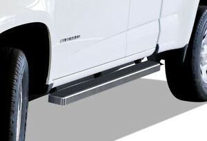 Iboard Running Boards 4 Inches Fit 15 20 Chevy Colorado Gmc Canyon Extended Cab
