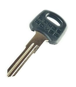 One 1 Range Rover Classic Ignition Door Key Blank New Uncut Genuine