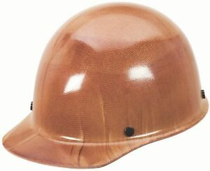 Msa Safety 454617 Skullgard Standard Protective Cap Tan W Staz on Suspension