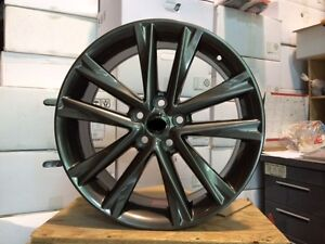 17 Gunmetal Fsport Lfa Style Rims Wheels Fits Lexus Is250 Is300 Is350 F Sport